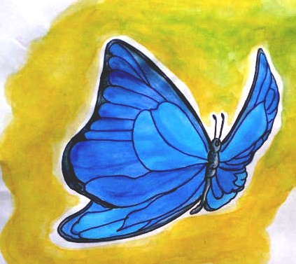 The Confident Butterfly A Short Story for Self-Confidence, believing in your dreams, Angela Dawnell Chase
